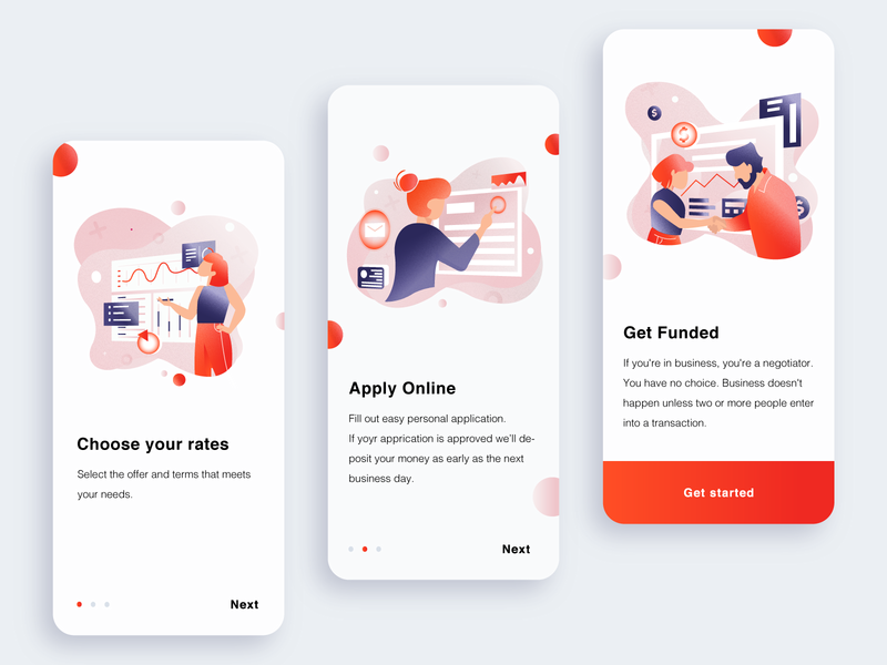 Icons for business company ui ux app icon ios vector graphics draw branding brand design illustration