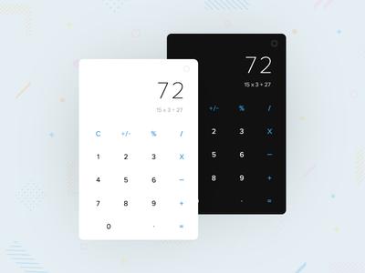 Calculator Design - Day 004