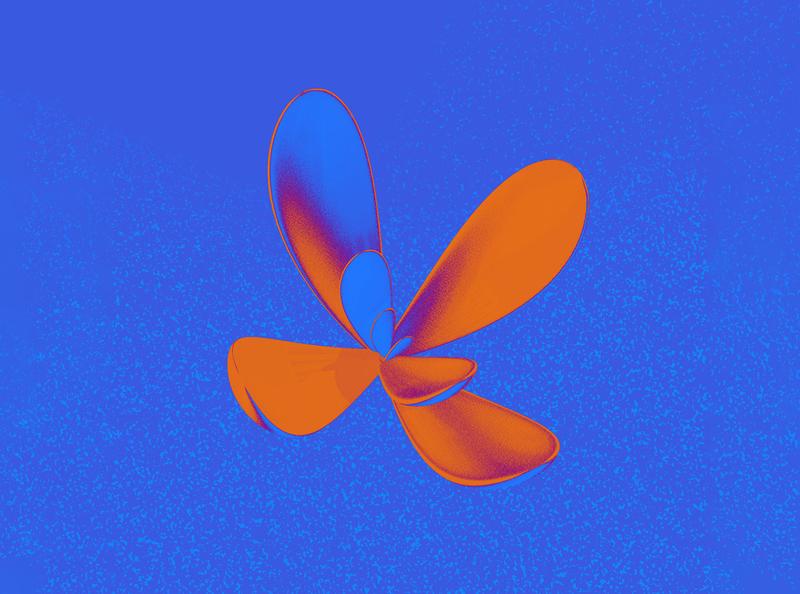 Truth or Dare branding blue cinema 4d 3d illustration 3d artist 3d 3d art design illustration abstract