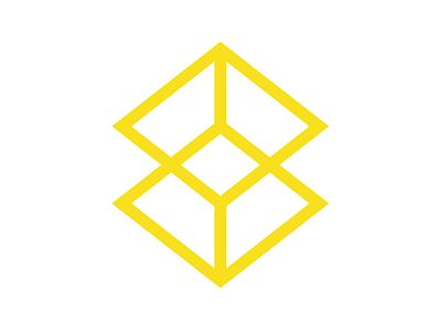 LEM Identity optical illusion optical pantograph tram symbol branding logo rebranding graphic design happy animation