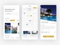 Travel Hotel App