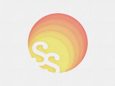 Sunburst Logo graphic design design logo