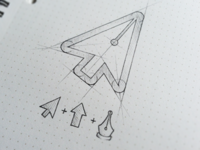 Logo Idea Sketch