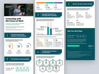 Infographic Design data infographic