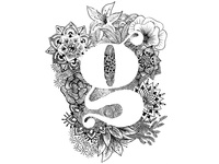36daysoftype letter g