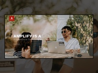 Amplify Consulting - Informational Website Design