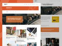 Shift7 Digital - Blog Page