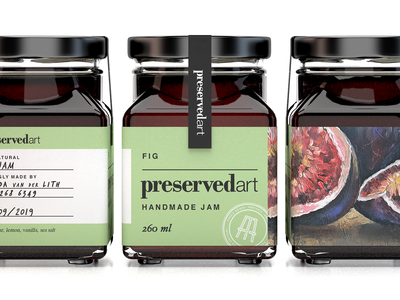 preserved art packaging