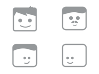 Default Avatars 2