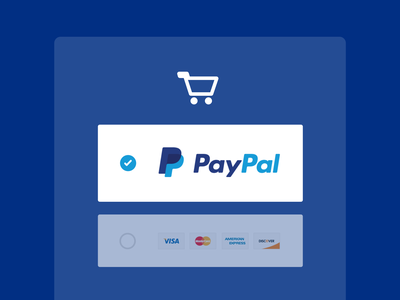 Using PayPal on ReCharge blog post checkout credit card blog post recharge payments paypal blog illustration