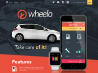 Wheelo web