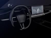 Autonomous Drive E Car Interface concept