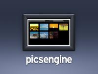 Picsengine 4 Logo