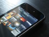PicsEngine iPhone