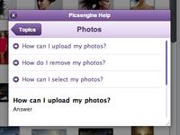 Picsengine Help
