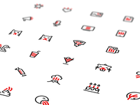 ≡ BNNVARA Broadcaster Icons