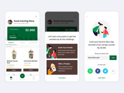 Coffee Membership app