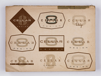 Cellar8 Design Identity
