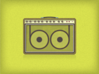 blaring division amplifier icon