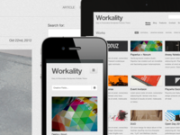 Workality - Free Wordpress Theme