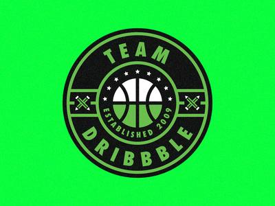 Team Dribbble