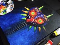 Majora's Mask Fan Art!