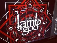 Lamb Of God Shirt Design