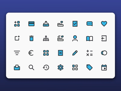 Turbopos Icons