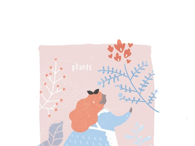 Alice and plants