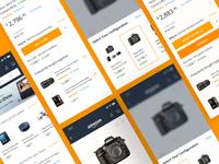 Amazon App Redesign