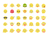 Emoticon Emojis
