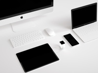 APPLE Devices 2018 White