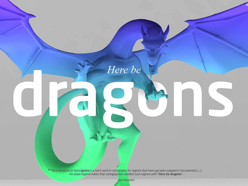 ignota.io / Here be dragons ignota