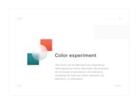 Color Exp
