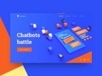 Chatbots  battle