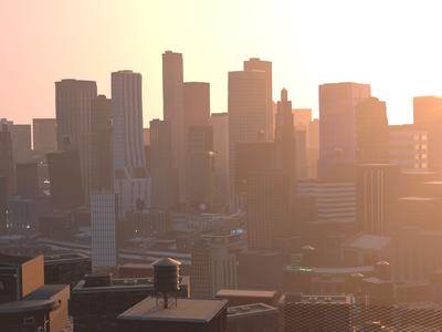 Crank Yankers City Panorama