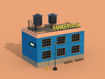 Yankerville Warehouse