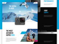 GoPro - HERO6 Black website