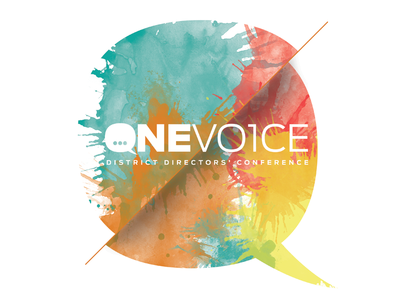 One Voice conference onevoice cover