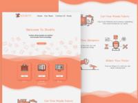 Studity Website UI