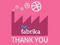 Thanks The Fabrika