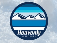 Winter logo - Heavenly Ski Resort