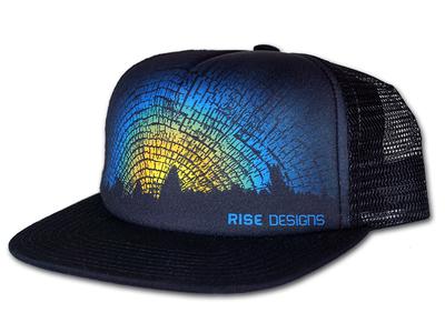 Daybreak - Trucker Hat Design