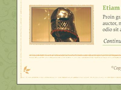 Medieval Website medieval website swirls vintage woodcut