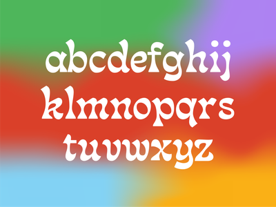 Alexander The Babe typeface free fonts psychedelic free font lettering type design type typography