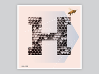 008/100: honeybees