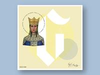 033/100: King Tamar of Georgia