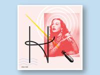 034/100: Hedy Lamarr