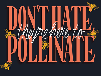 Don't kill your dandelions!
