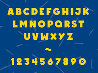 Mort - Sans serif font